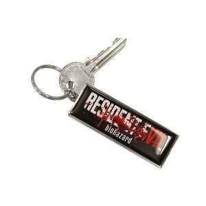 Resident Evil VII Keyring / Keychain