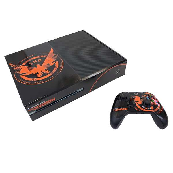 Tom Clancy's The Division SHD Emblem Xbox One Skin Pack