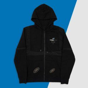 Official SEGA Saturn Technical Black Hoodie (Unisex)