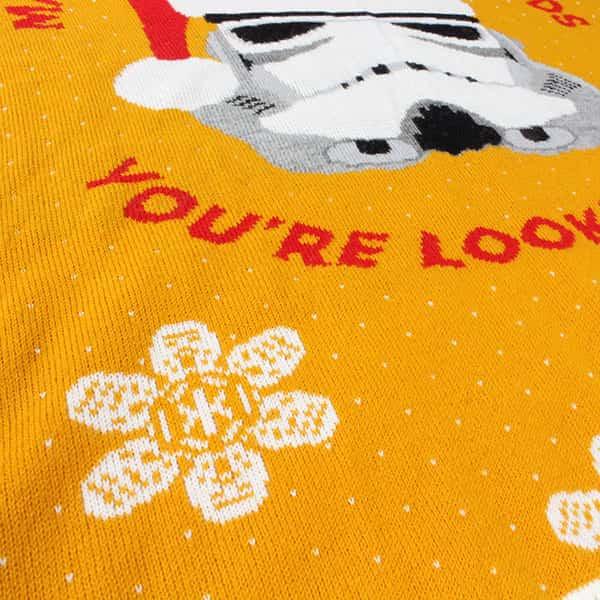 Star Wars Stormtrooper Christmas Jumper / Ugly Sweater