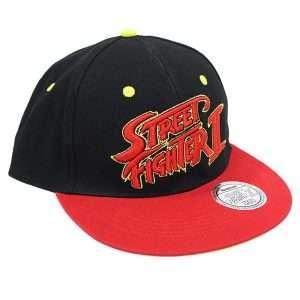 Street Fighter Classic Snapback