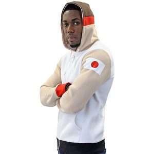 Street Fighter Ryu Hoodie