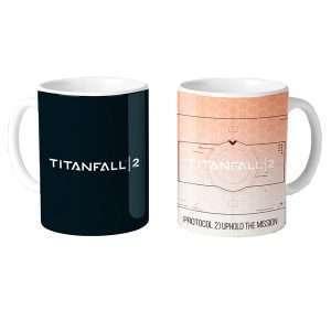 Titanfall 2 Heat Changing Mug