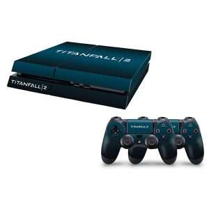 Titanfall 2 Honeycomb PS4 Skin pack