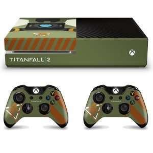 Titanfall 2 Marauder's Corps Xbox One Skin Pack