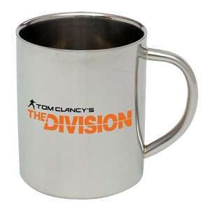 Tom Clancy's The Division Stainless Steel Mug